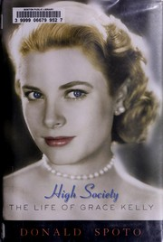 Cover of: High society | Donald Spoto