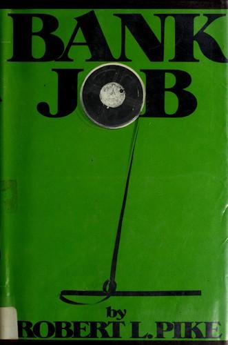 Bank job;