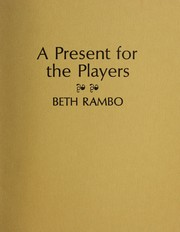 A present for the players PDF