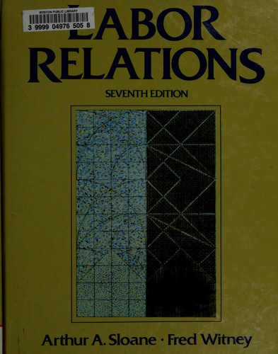 Download Labor relations