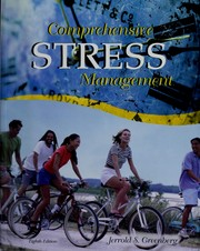 Cover of: Comprehensive stress management by Jerrold S. Greenberg