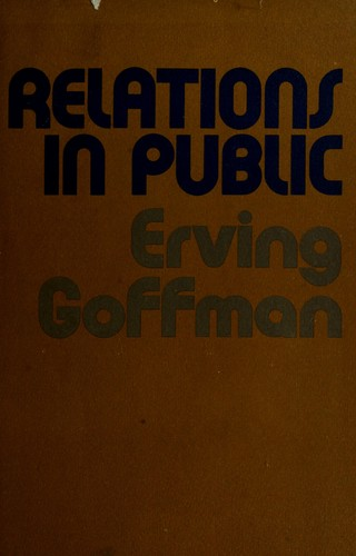 Download Relations in public