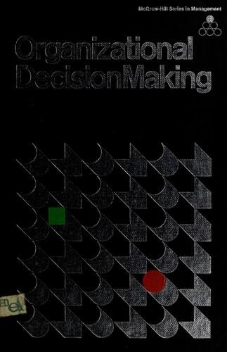 Download Organizational decision making