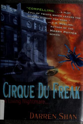 Cirque du Freak.