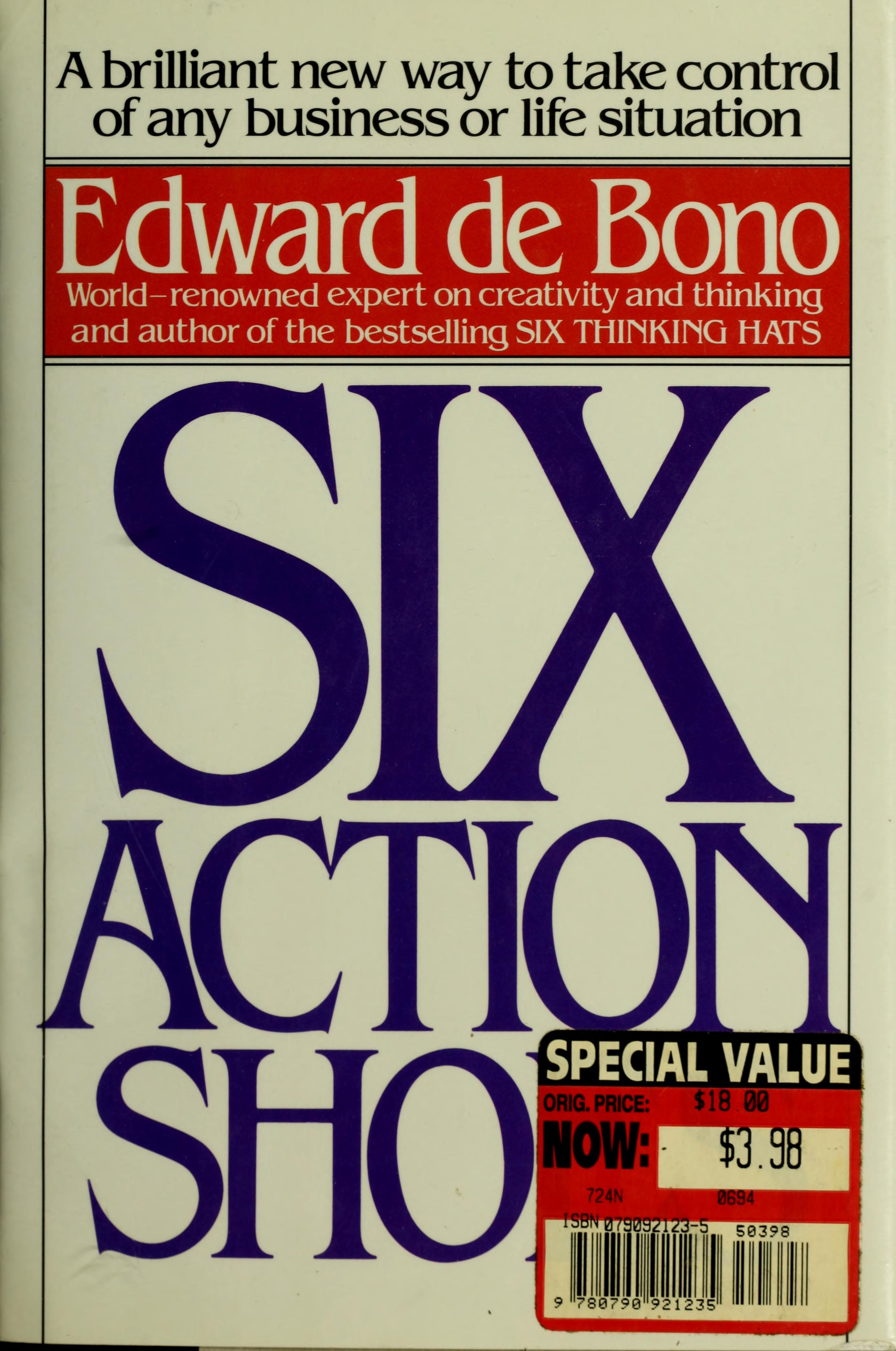 Six Action Shoes Ebook