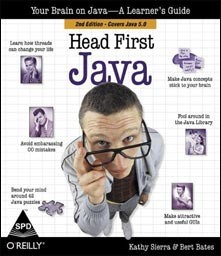 Head First Java, 2nd Edition by 