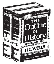 Cover of: The Outline of History by H. G. Wells