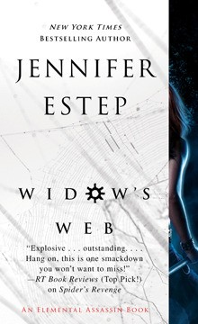 Widow's Web (Elemental Assassin #7) by