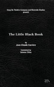 Cover of: The Little Black Book by Jean-Claude Carrière