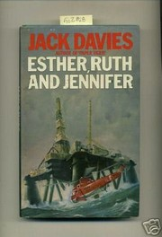 Cover of: Esther, Ruth, and Jennifer by Davies, Jack