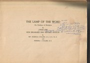 The lamp of the word PDF