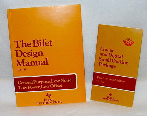 The Bifet design manual