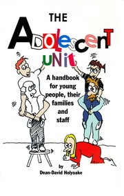 The Adolescent Unit PDF