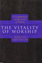 The Vitality of Worship PDF