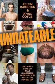 Cover of: Undateable by Ellen Rakieten