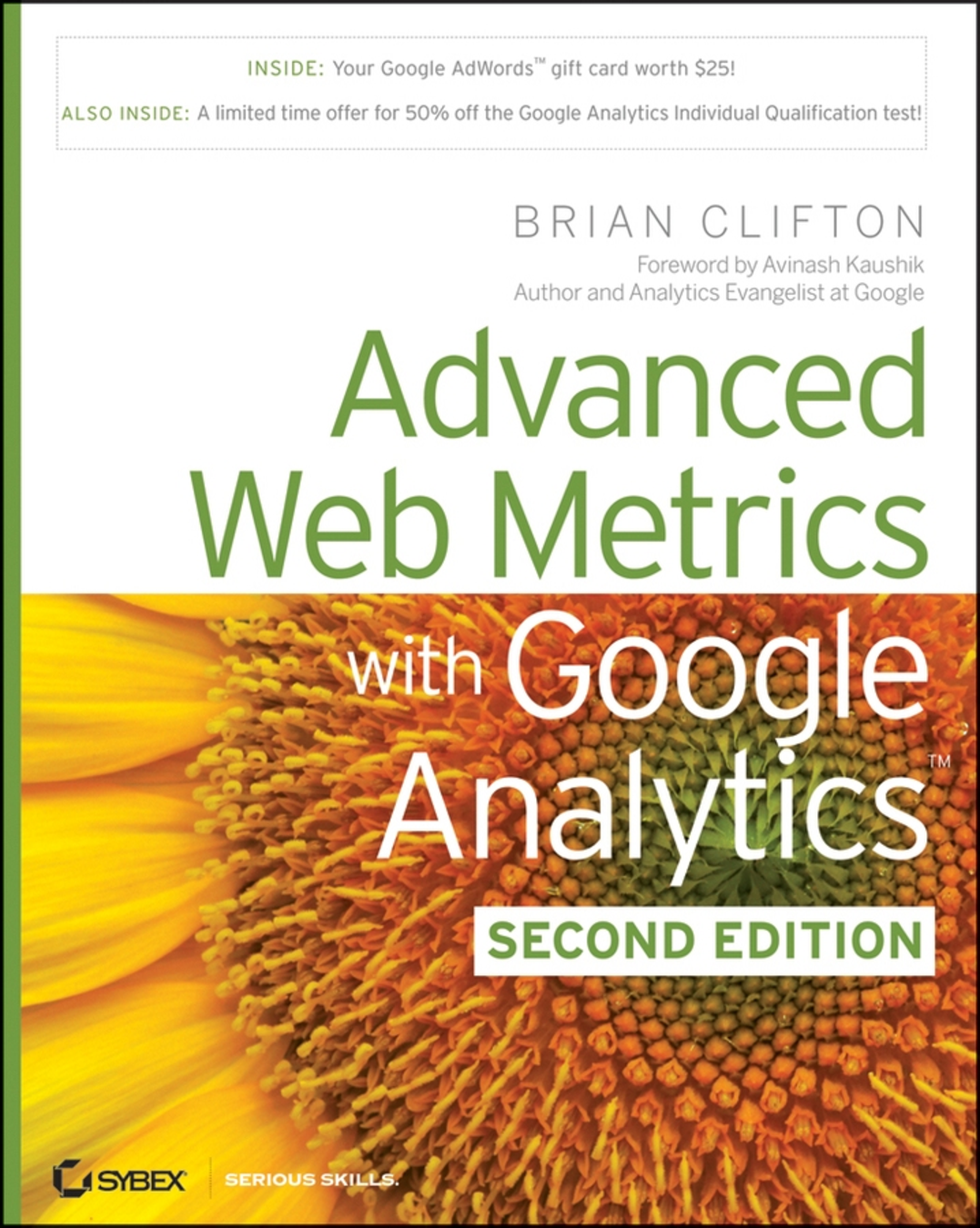 Popular books] by brian clifton advanced web metrics with google.