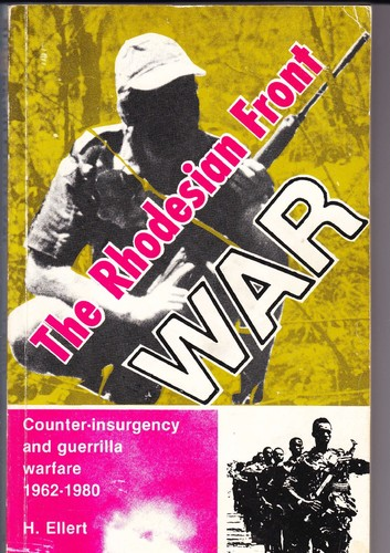 Download The Rhodesian front war