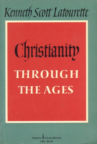 Download Christianity through the ages