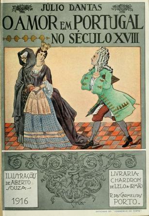 Download O amor em Portugal no século XVIII