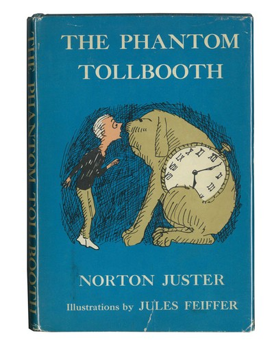 The Sklar Brothers recommends The Phantom Tollbooth