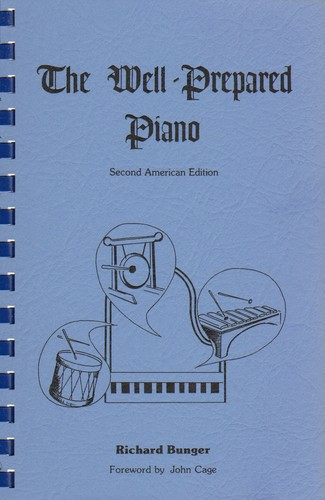Download The well-prepared piano