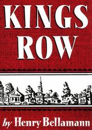 Kings Row PDF