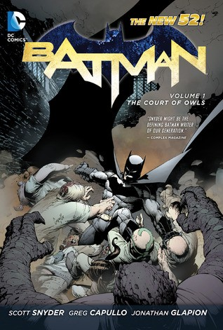 Batman: The Court of Owls by Scott Snyder
