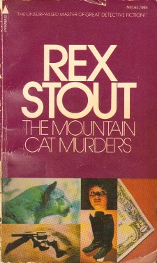 The Mountain Cat Murders