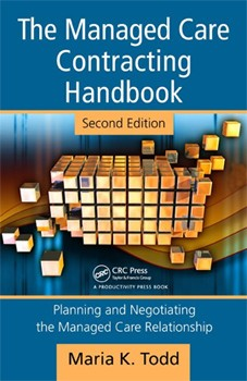The managed care contracting handbook