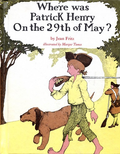 Download Where was Patrick Henry on the 29th of May?