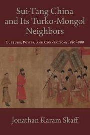 Sui-Tang China and its Turko-Mongol neighbors