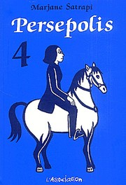 Persepolis 4 by Marjane Satrapi