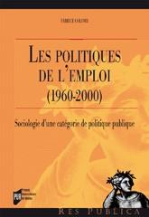 Les politiques de l'emploi (1960-2000)