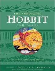 Cover of: The annotated hobbit by J. R. R. Tolkien