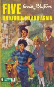 Five on Kirrin Island again.