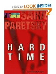 Cover of: Hard time by Sara Paretsky