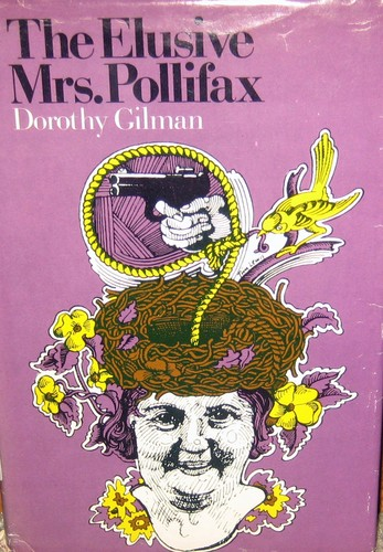 The elusive Mrs. Pollifax.