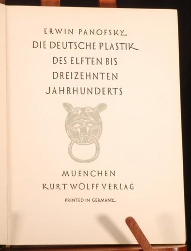 Download Die deutsche Plastik des elften bis dreizehnten Jahrhunderts.