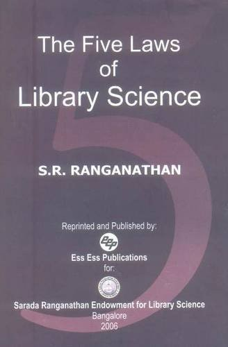 Download The Five Laws of Library Science