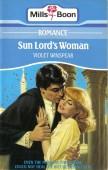 Sun lord's woman PDF