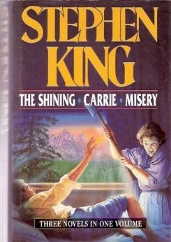 The Shining, Carrie, Misery
