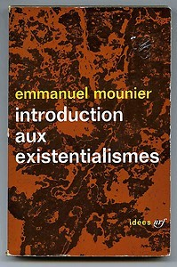 Download Introduction aux existentialismes