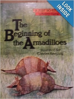 Download The  beginning of the armadilloes