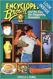 Encyclopedia Brown and the case of the disgusting sneakers PDF