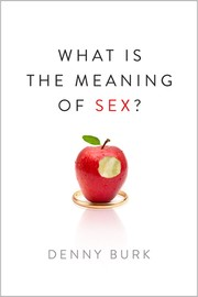 What is the Meaning of Sex? PDF