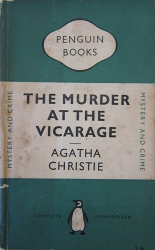 Download The murder at the Vicarage.