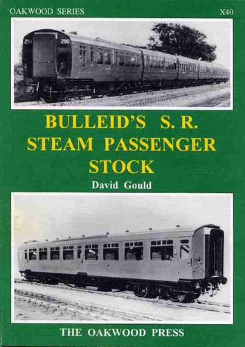 Download Bulleid's SR steam passenger stock.
