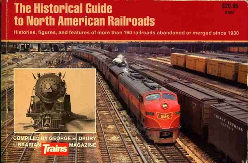 Download The historical guide to North American railroads