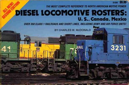 Download Diesel locomotive rosters