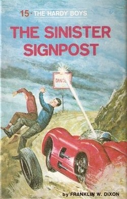 Download The sinister signpost